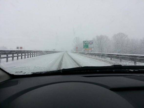Maltempo: possibili nevicate su A/24 e A/25