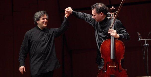 Pappano e Piovano a Lanciano: concerto evento domenica al Fenaroli