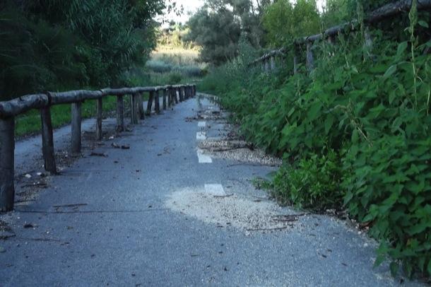 Vasto: pista da ciclabile a mulattiera, indaga Corte dei Conti