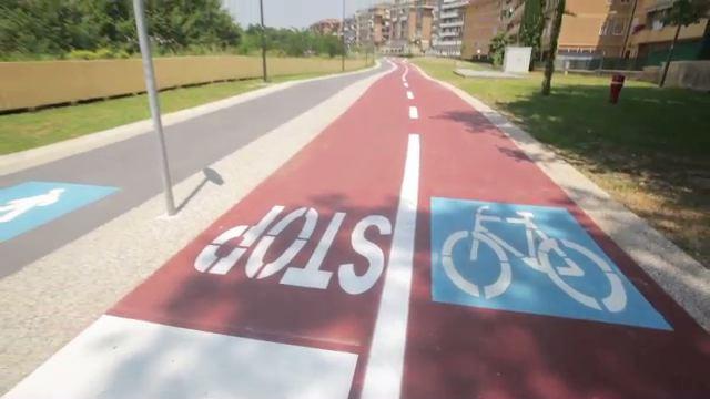 pista ciclopedonale1