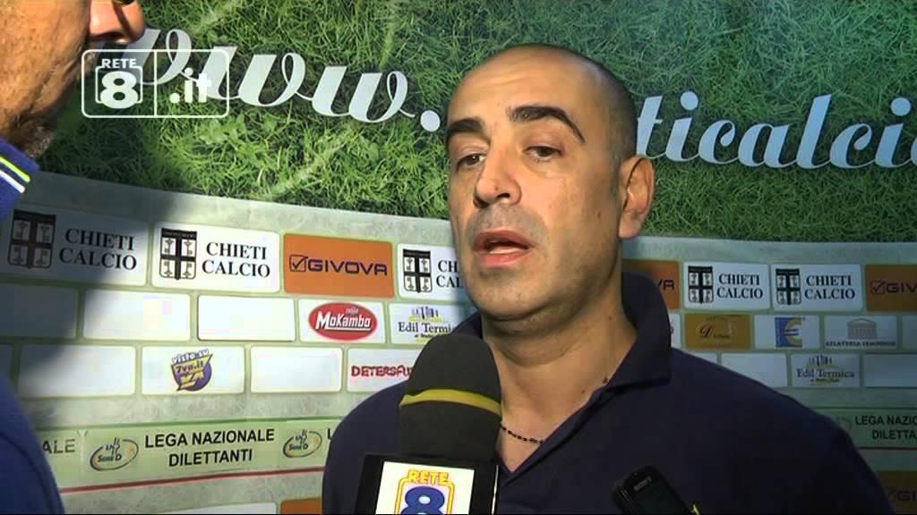 Chieti-Giulianova si giocherà ad Ortona