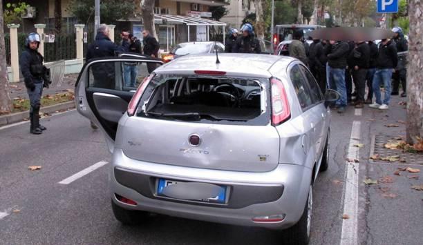 Scontri Rimini Teramo: tifosi abruzzesi aggrediti e arrestati?