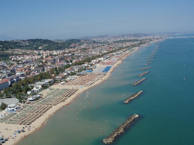 Pescara : uffici e negozi vicino all'ex Cofa