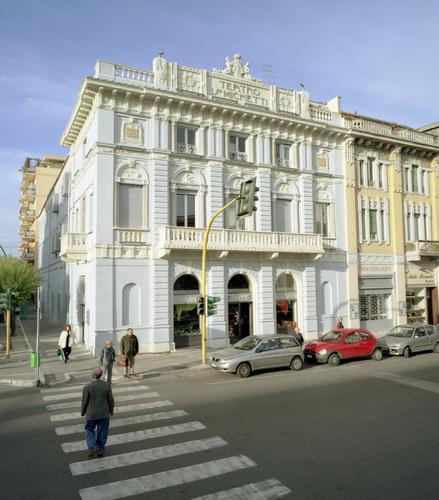 I soldi del 'Ponte del cielo' al Teatro Michetti?