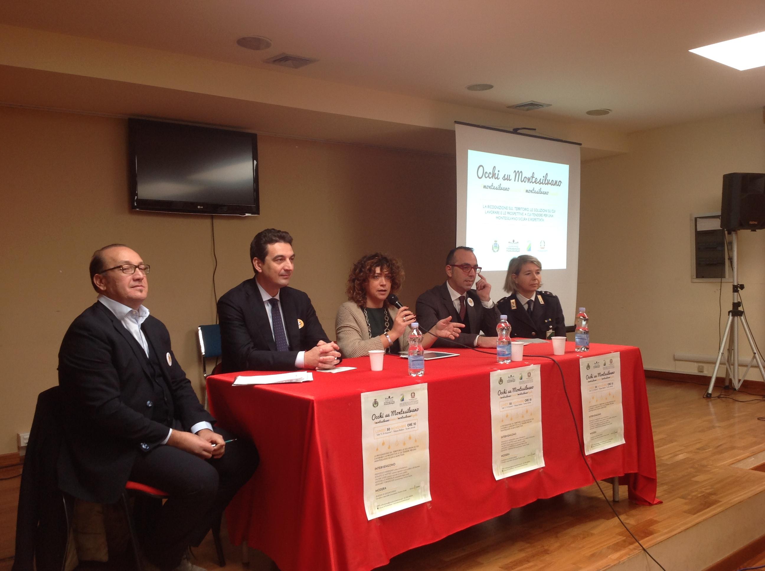 """""""Occhi su Montesilvano"""": Azioni per una città più sicura"""