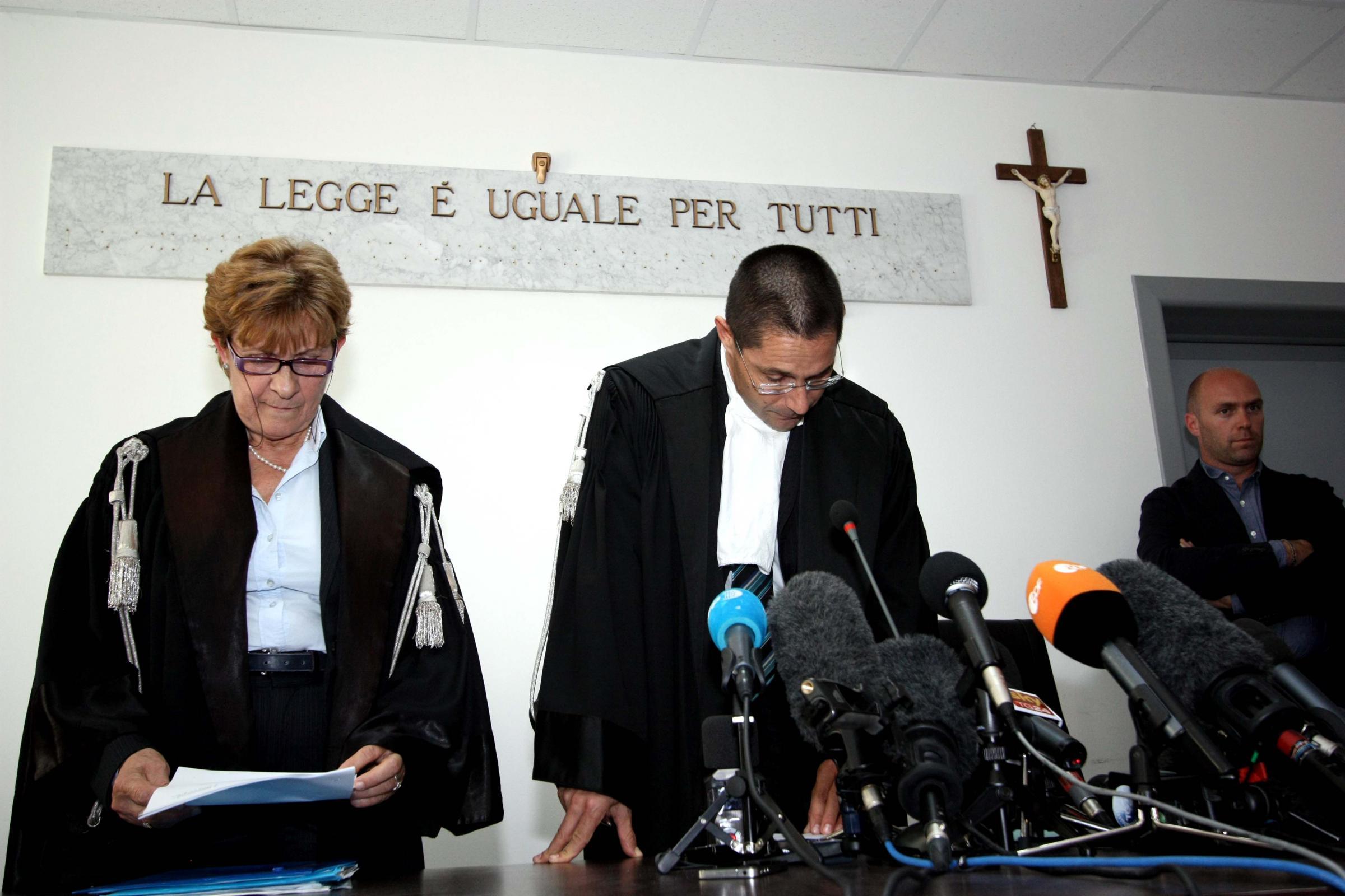Processo 'Commissione Grandi Rischi' in Cassazione