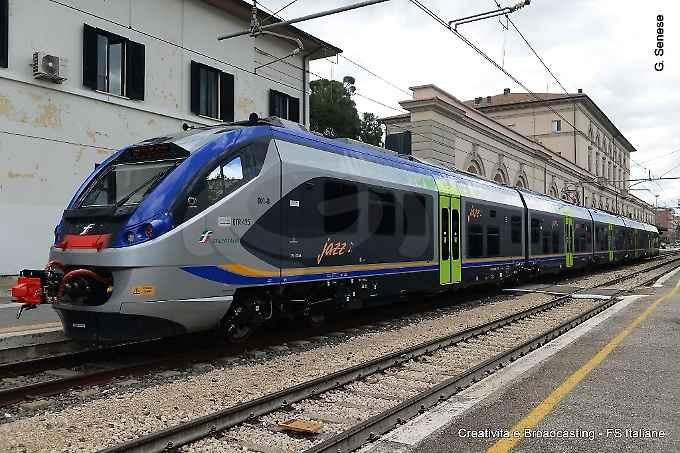 E' successo: treno Pescara Roma in meno di tre ore !