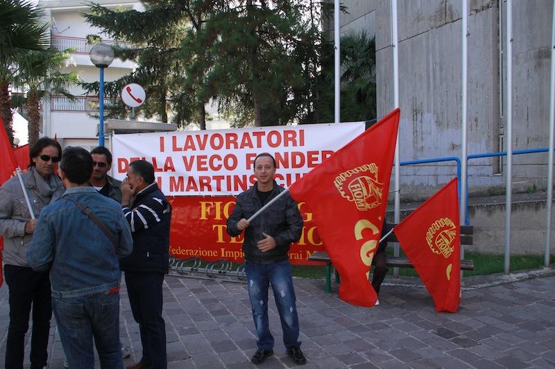 Martinsicuro, Per la Veco un primo passo verso la riapertura