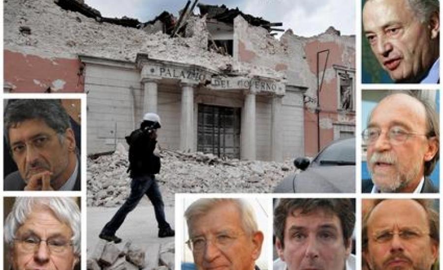 Terremoto L'Aquila: convegno e flash mob a Roma