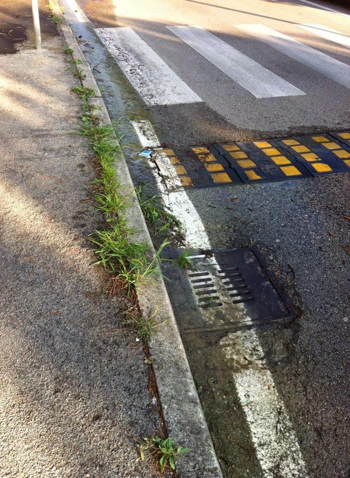 Chieti: segnalata perdita d'acqua in Via Riccitelli