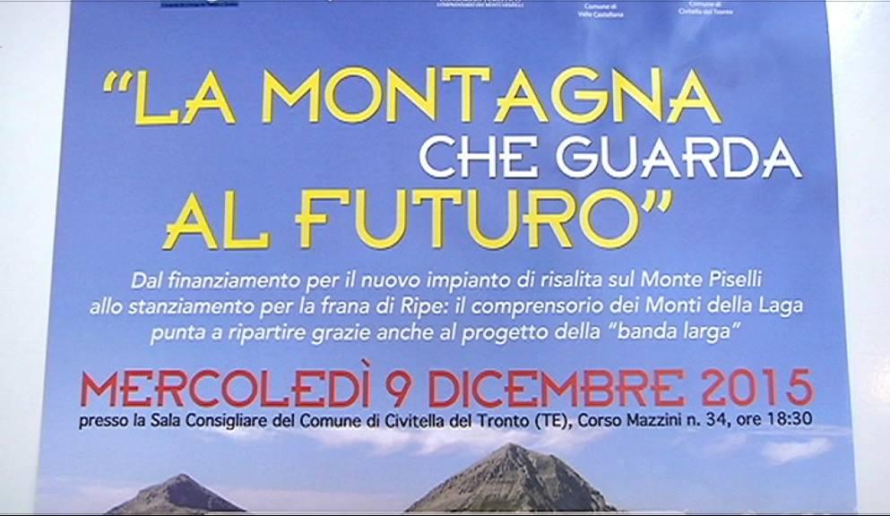 """Monti della Laga, """"La Montagna che guarda al Futuro"""""""