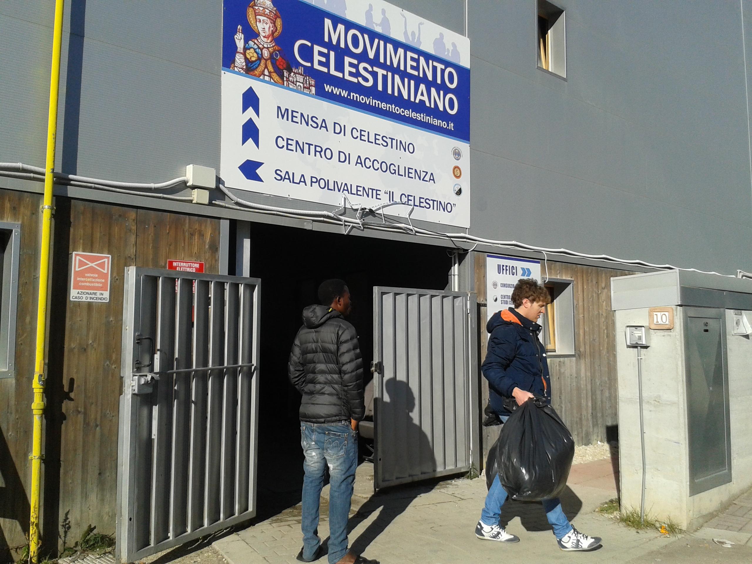 Mensa celestiniana, aumenta la povertà all'Aquila