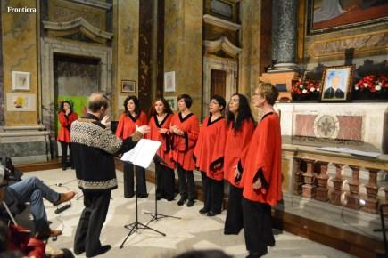 Teramo: il concerto dell'Artem Gospel Choir