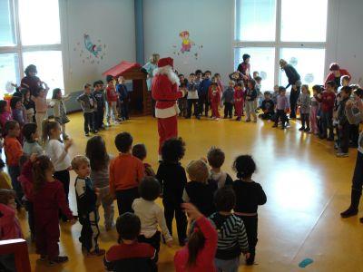 Pescara: Babbo Natale nel quartiere San Donato