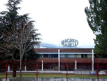 Magneti Marelli: 30 operai in mobilità
