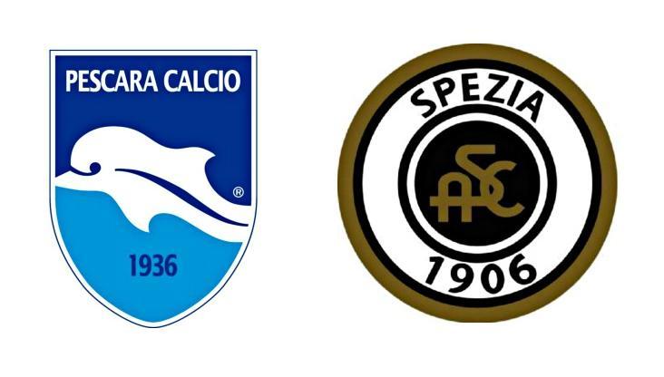 Pescara Spezia: le probabili formazioni