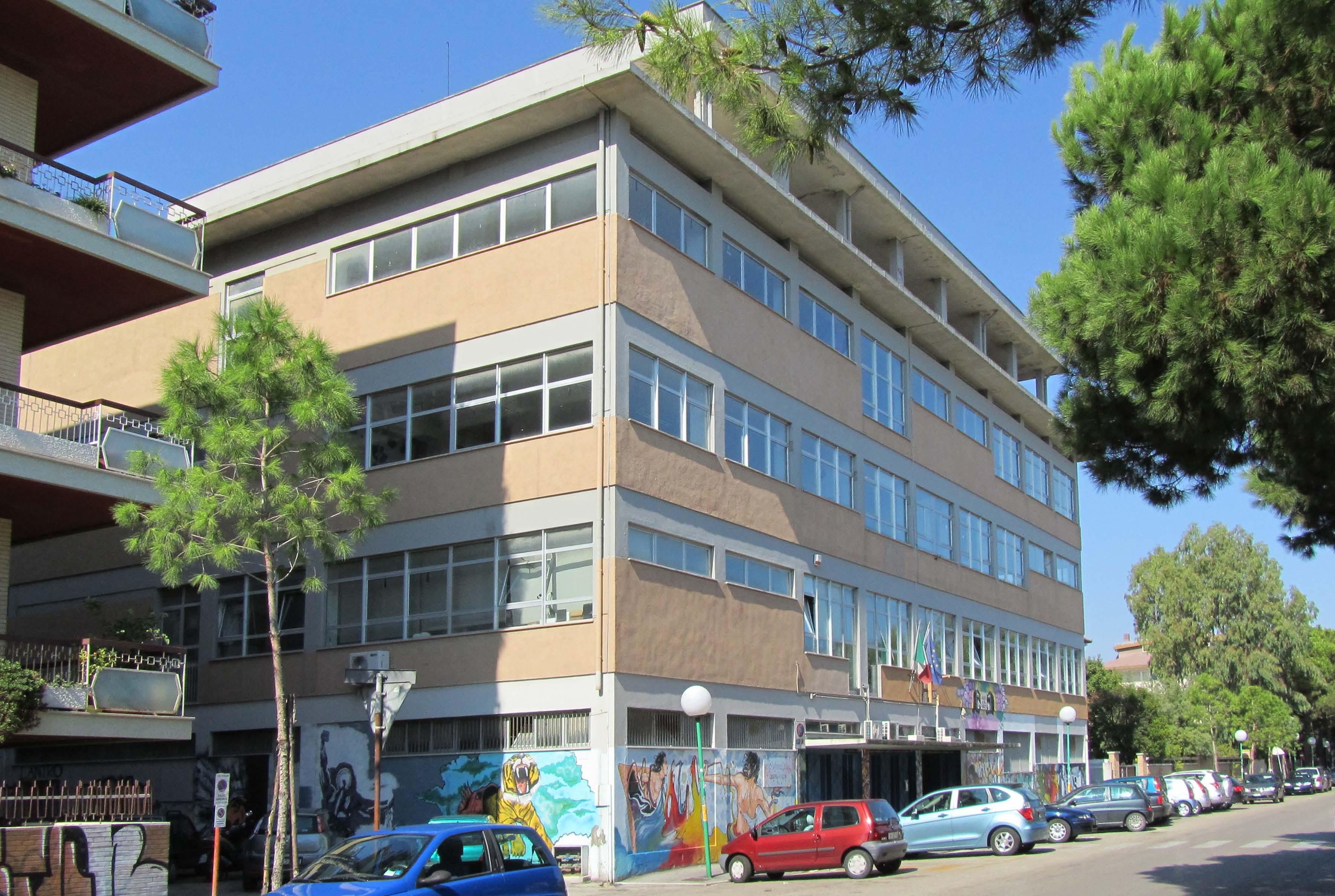 Liceo Artistico Misticoni: si attendono i lavori