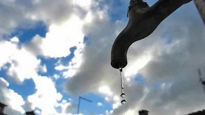 Chieti: giovedì senz'acqua nella parte alta