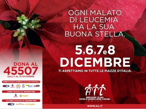 Abruzzo: le stelle della speranza dell'Ail