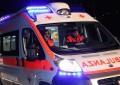 L'Aquila: schianto frontale sulla 17 ter, 4 feriti