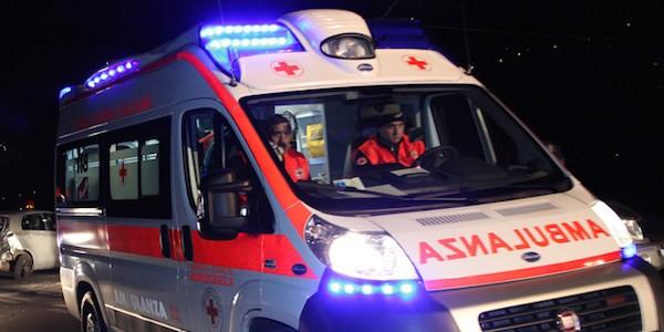 Incidente a Roseto, mamma e figlia in ospedale
