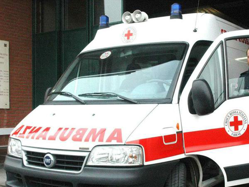 Teramo: incidente  grave a Collurania