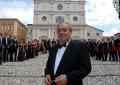 L'Aquila, l'addio al maestro Antonellini