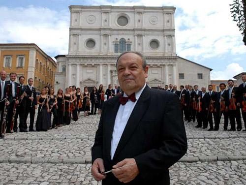 L'Aquila: è scomparso il Maestro Antonellini