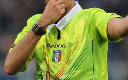 Serie C Teramo – Le designazioni arbitrali