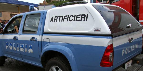 Pescara, falso allarme bomba in questura