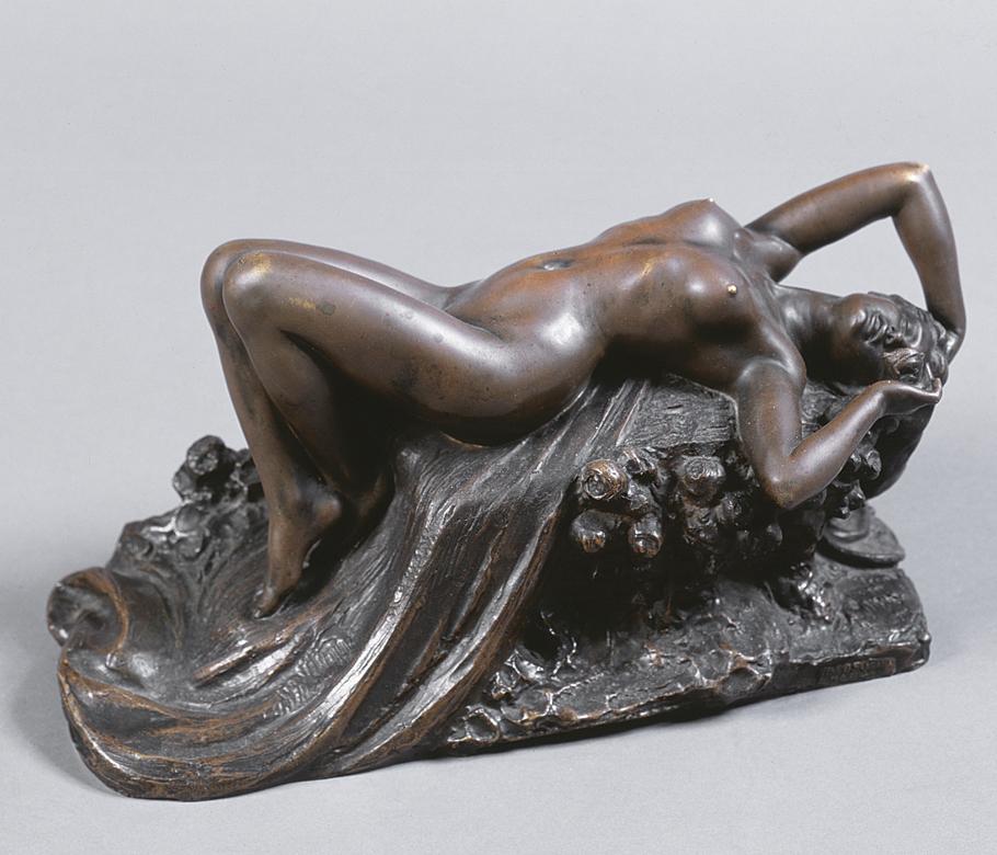 Barbella: per Sgarbi uno scultore da conoscere