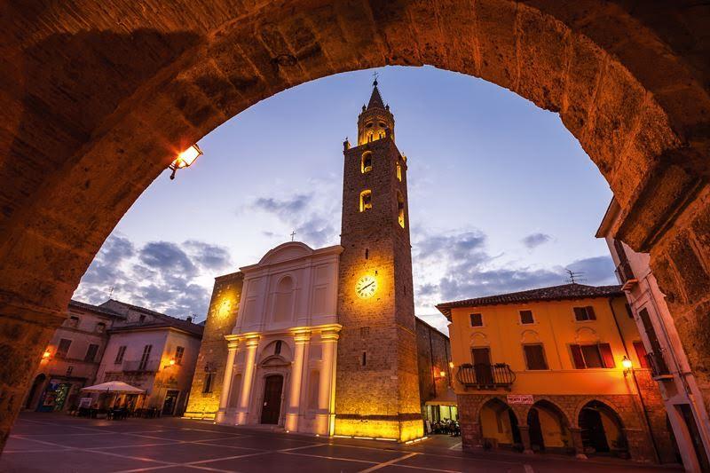 Giubileo: aperta la porta santa di Campli
