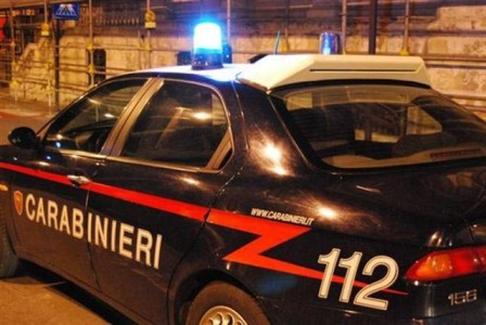 Carsoli, carabiniere aggredito: arrestato un abulante