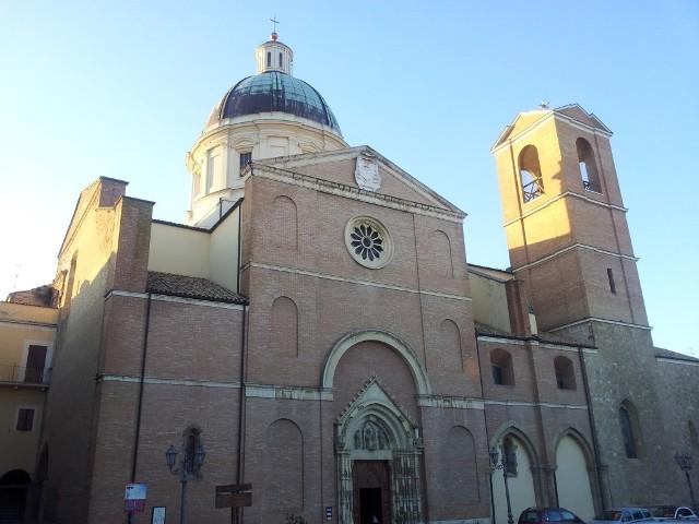 Giubileo: Ortona apre la porta santa di San Tommaso