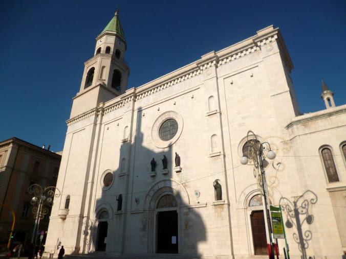 Pescara, la città che parla
