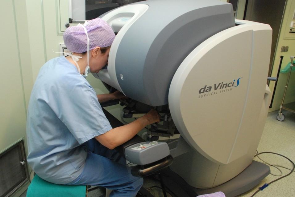 La Buona Sanità: Un anno di chirurgia robotica a Pescara