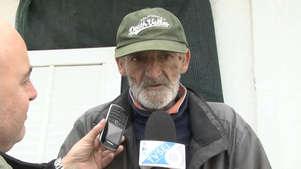 """Alba Adriatica: è morto Ciro il """"clochard"""""""