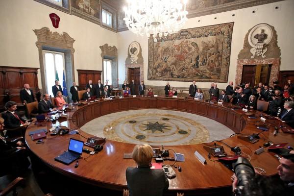 Legge regionale No Triv : Impugnativa del Consiglio dei Ministri