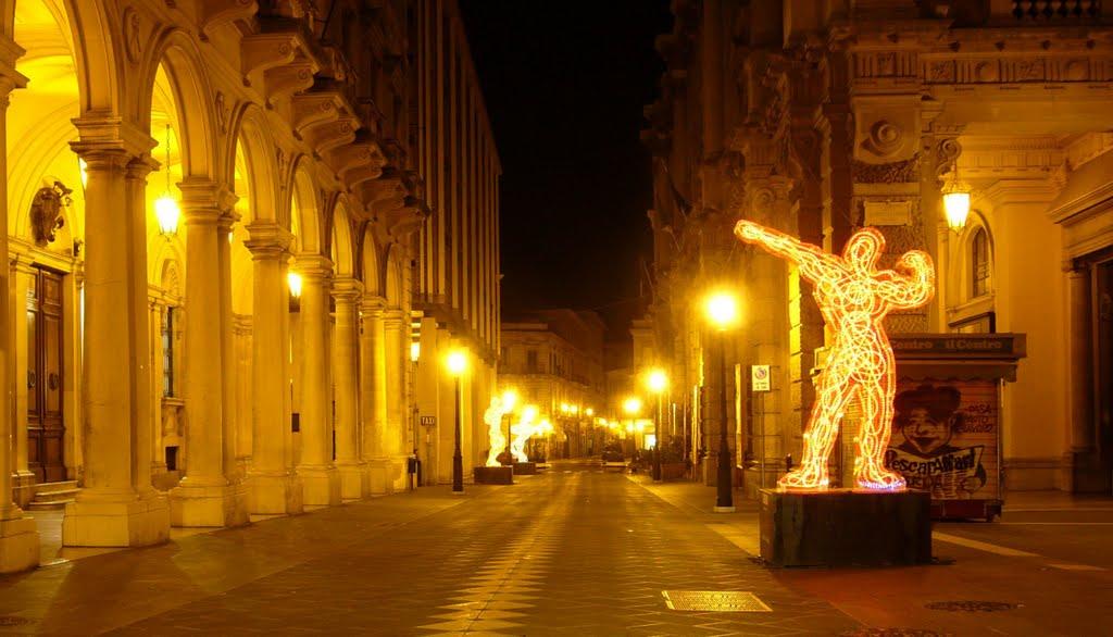 Pacco sospetto in Corso Marrucino