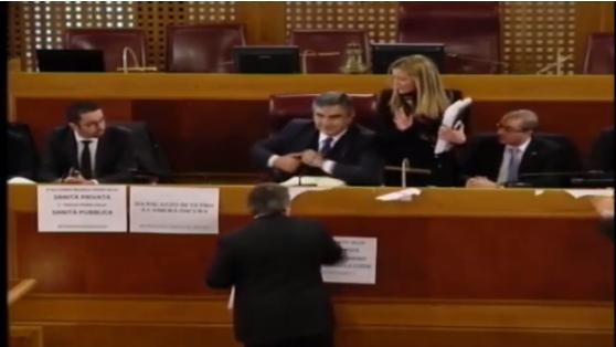 Consiglio regionale Abruzzo: tensioni M5s-D'Alfonso. L'opposizione di Forza Italia