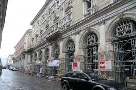 Ricostruzione, presto a nuova vita il palazzo ex Carispaq