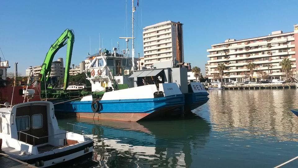 Pescara: dragaggio al via, i problemi restano