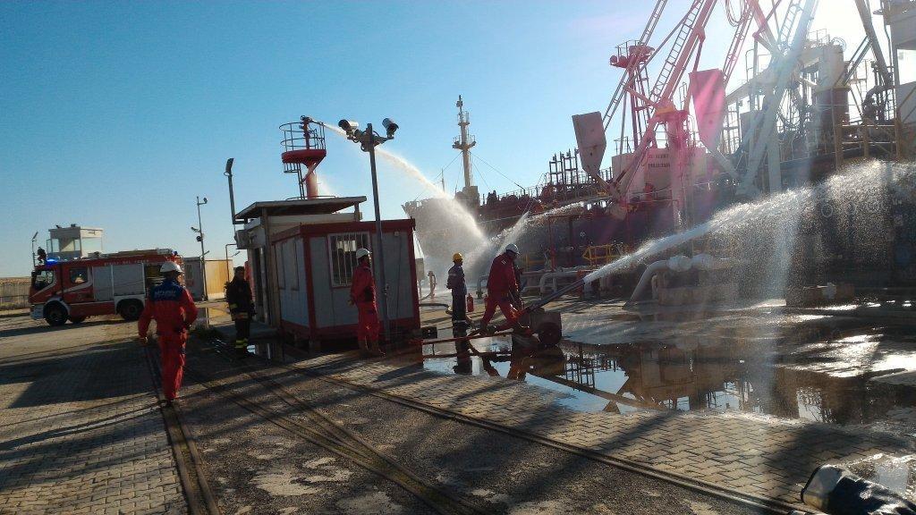Ortona: attentato terroristico al porto, è solo un'esercitazione