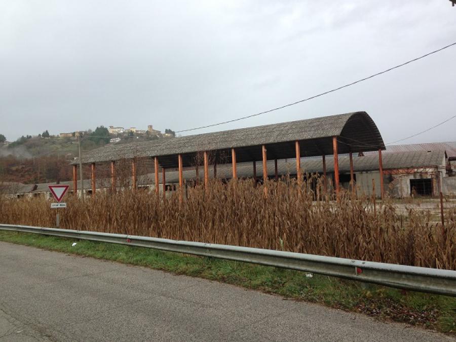 Montereale: 600 mila euro per la bonifica amianto