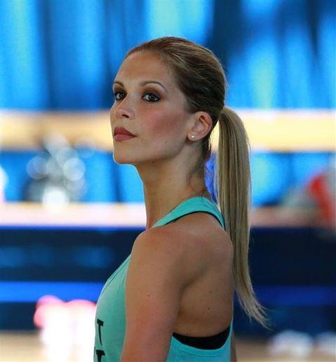 Chieti: l'atleta Fabrizia D'Ottavio in dodici gigantografie