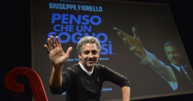 Teramo: Giuseppe Fiorello per la stagione del Riccitelli