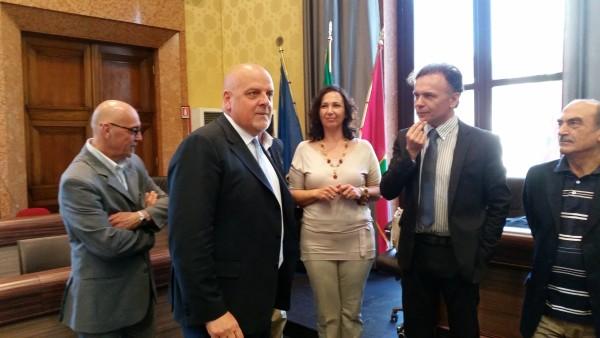 Comune Teramo: Ancora tensioni nella Maggioranza