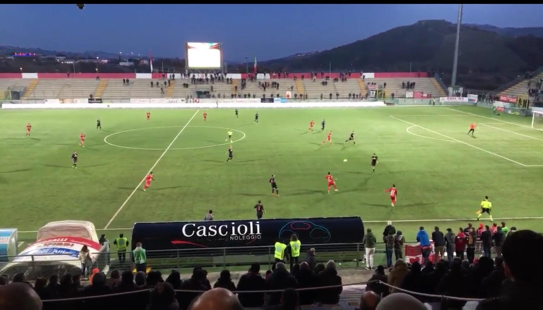 Lega Pro Teramo Ancona – L'urlo del Diavolo