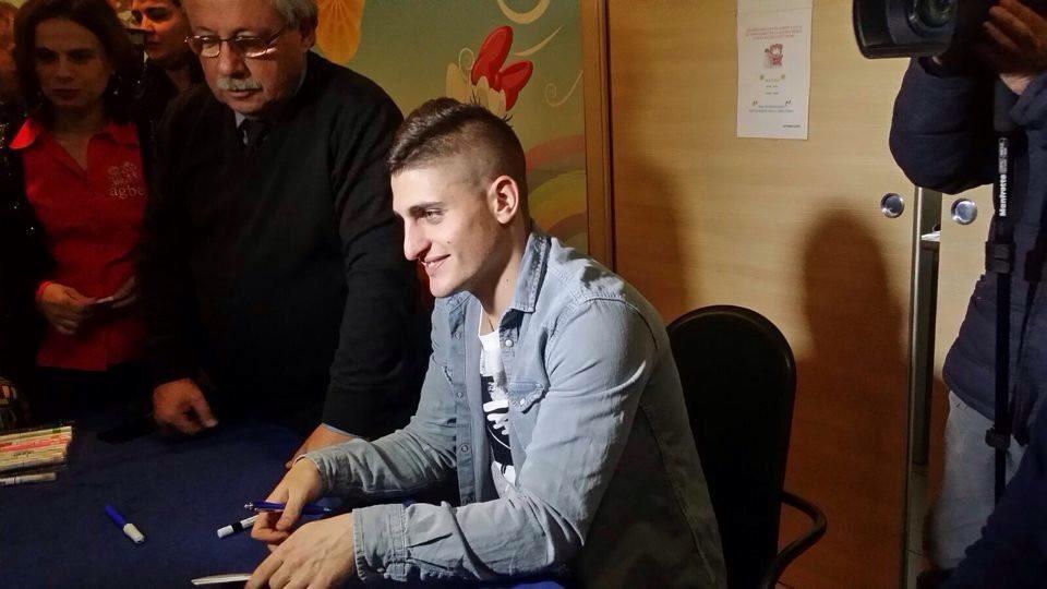 """Verratti """" Voglio il Pescara in A"""""""