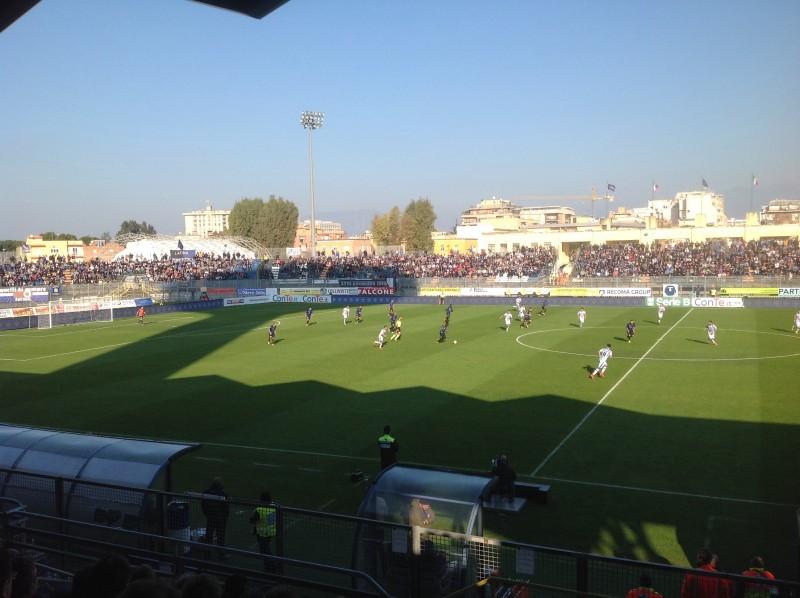 Serie B Latina Pescara – L'urlo di Memushaj